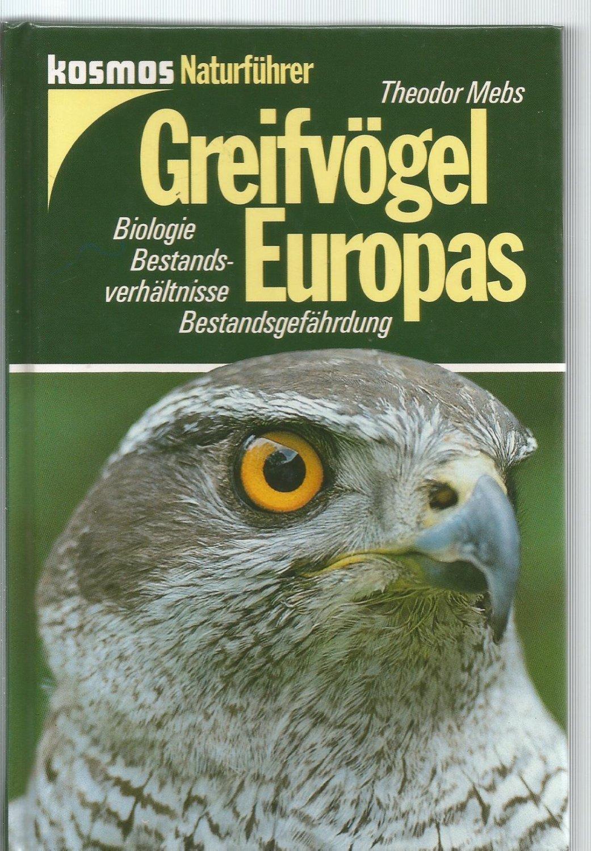 die greifvgel europas nordafrikas und vorderasiens biologie kennzeichen bestnde