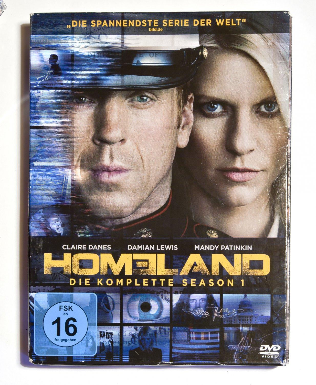 Homeland Season / Staffel 20  20 DVDs