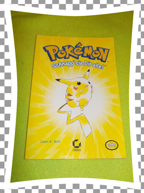 Pokemon Schnapp Sie Dir Alle
