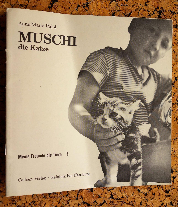 Große Muschi-Katze