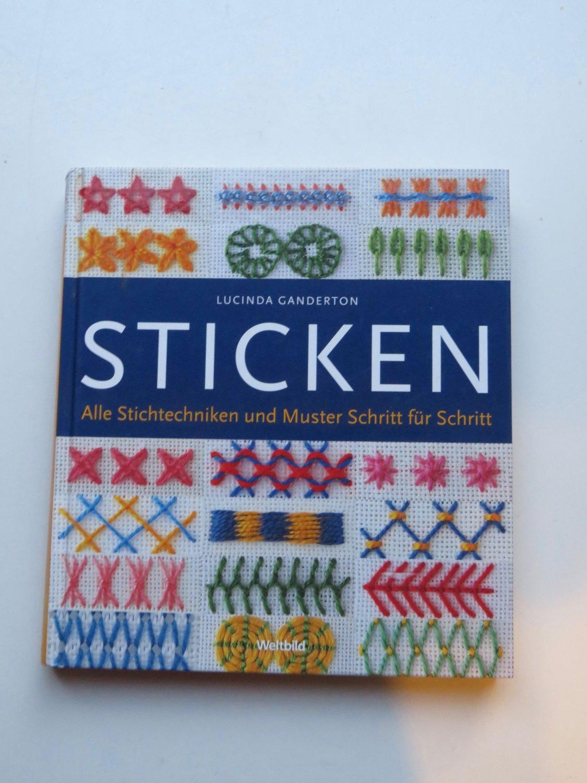 Flower Embroidery Tutorial Stitch Book Botanical