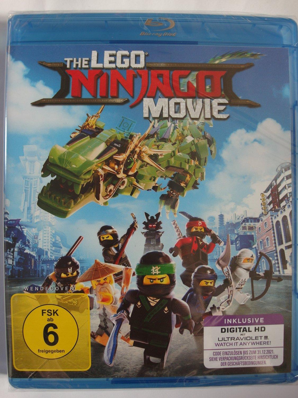 The Lego Ninjago Movie Ninja Showdown Animation Jackie Chan Charlie Bean Paul Fisher Film Neu Kaufen A02kqrkg11zzl