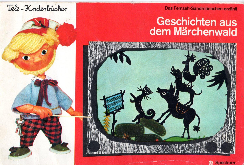 Geschichten aus dem MärchenwaldSandmannHardcoverBuch