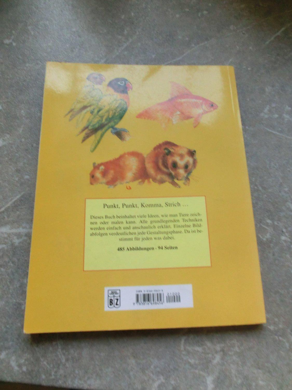 Zeichnen Und Malen Leichtgemacht Tiere Bücher Gebraucht