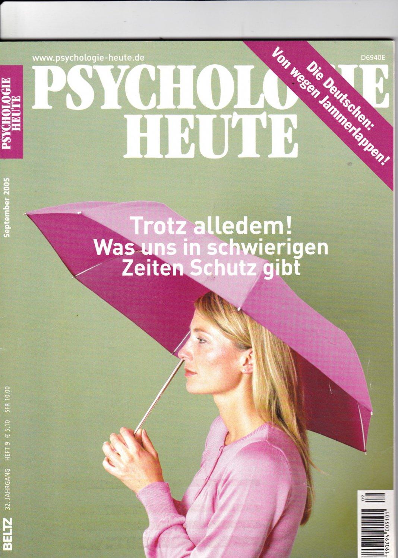 Psychologie heute partnersuche