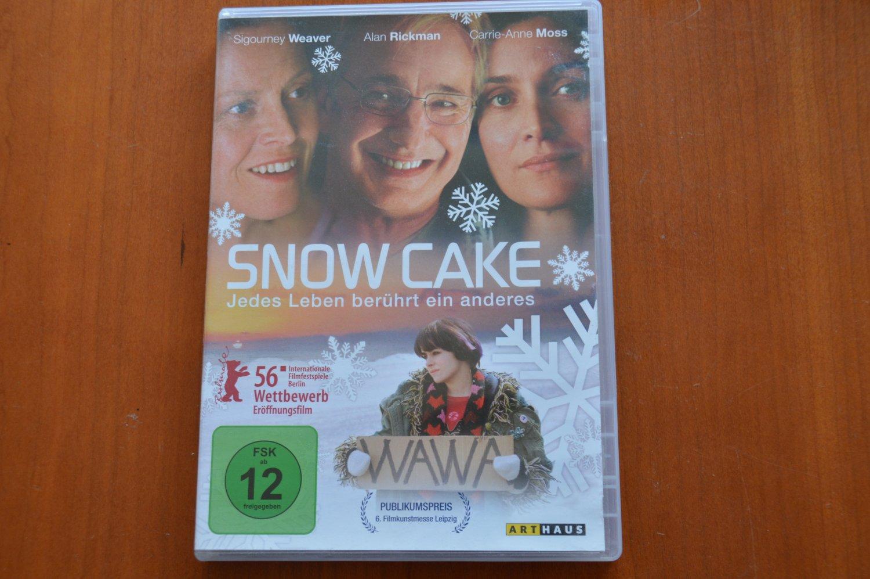 """Snow Cake - Jedes Leben berührt ein anderes"""" (Marc Evans) – Film gebraucht  kaufen – A02krdjX11ZZO"""