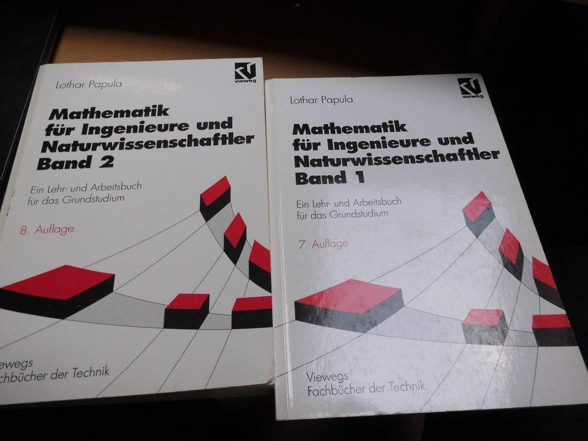 Isbn 352864236x Mathematik Fur Ingenieure Und Naturwissenschaftler Neu Gebraucht Kaufen