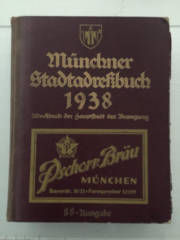 adressbuch münchen privat