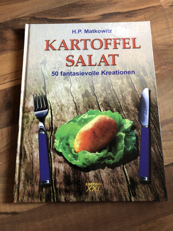 Kartoffelsalat Buch
