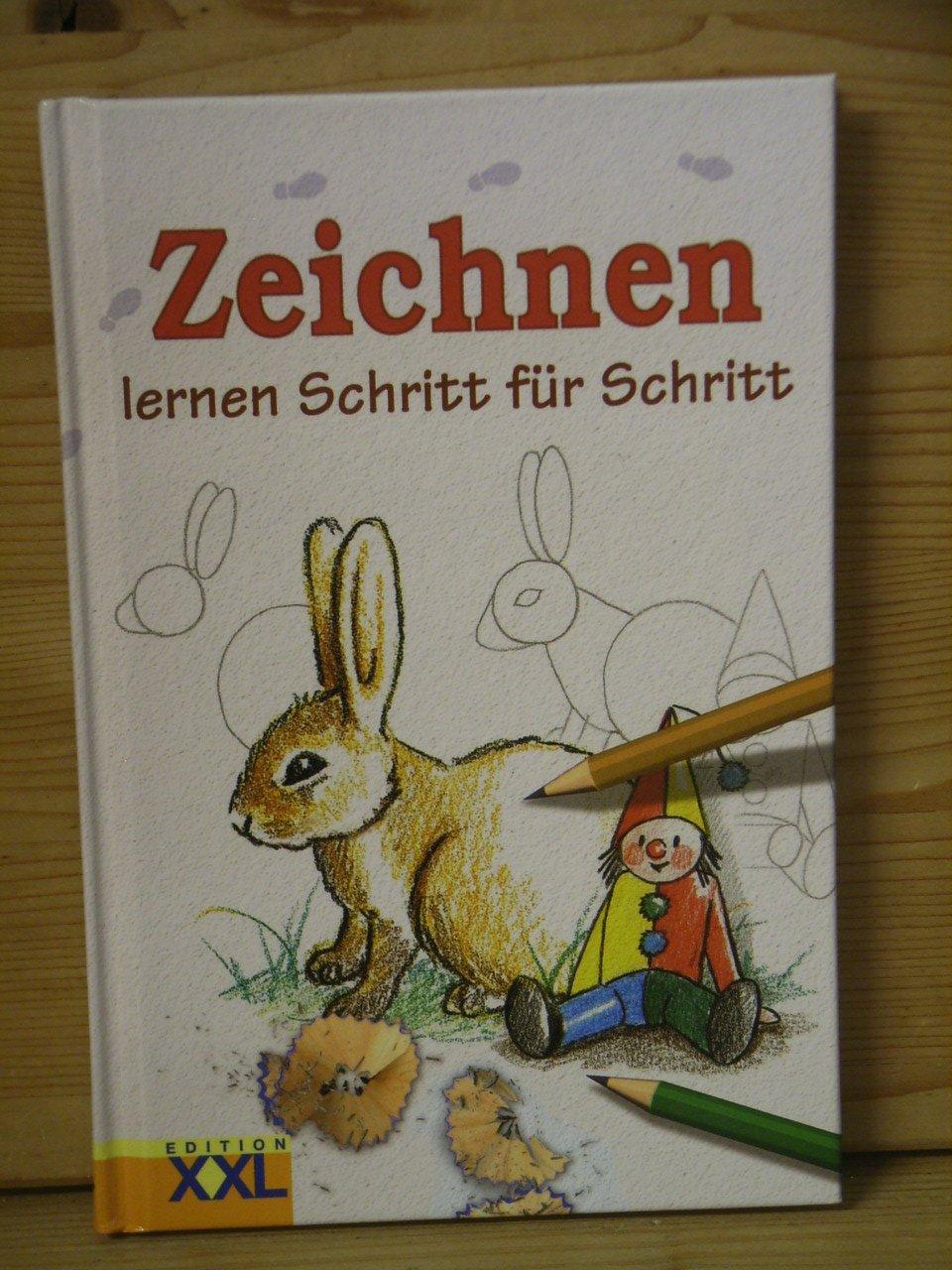 Iris Katrin Fischer Zeichnen Lernen Schritt Fur Schritt Bucher Gebraucht Antiquarisch Neu Kaufen