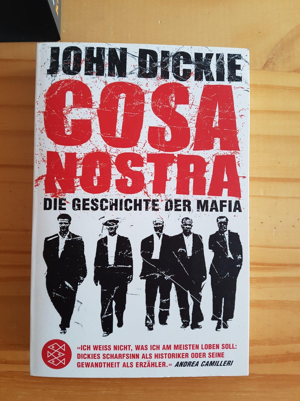 Cosa Nostra Geschichte