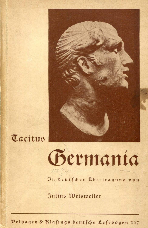 Tacitus Germania Bücher Gebraucht Antiquarisch Neu Kaufen