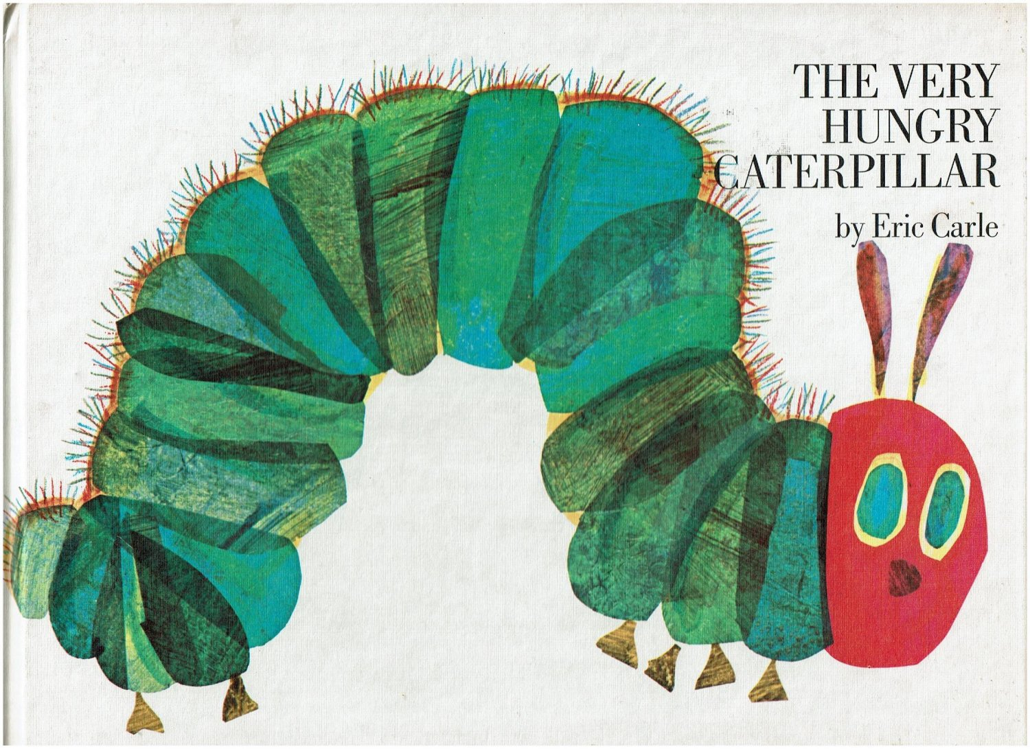 The very hungry Caterpillar ca. 20