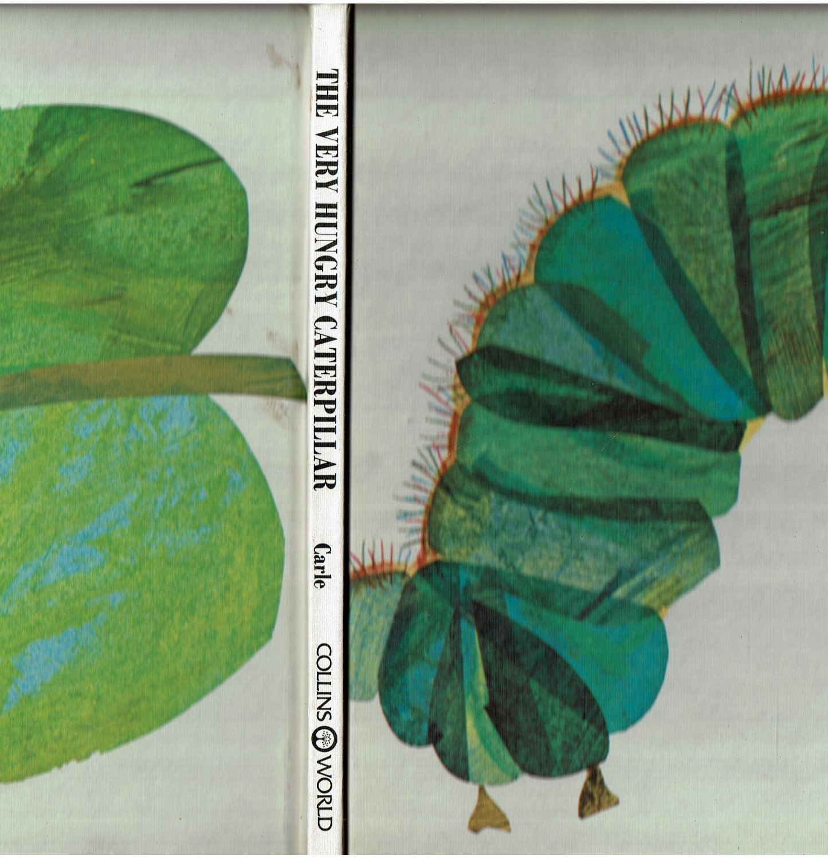 "The very hungry Caterpillar "" Eric Carle – Buch antiquarisch ..."