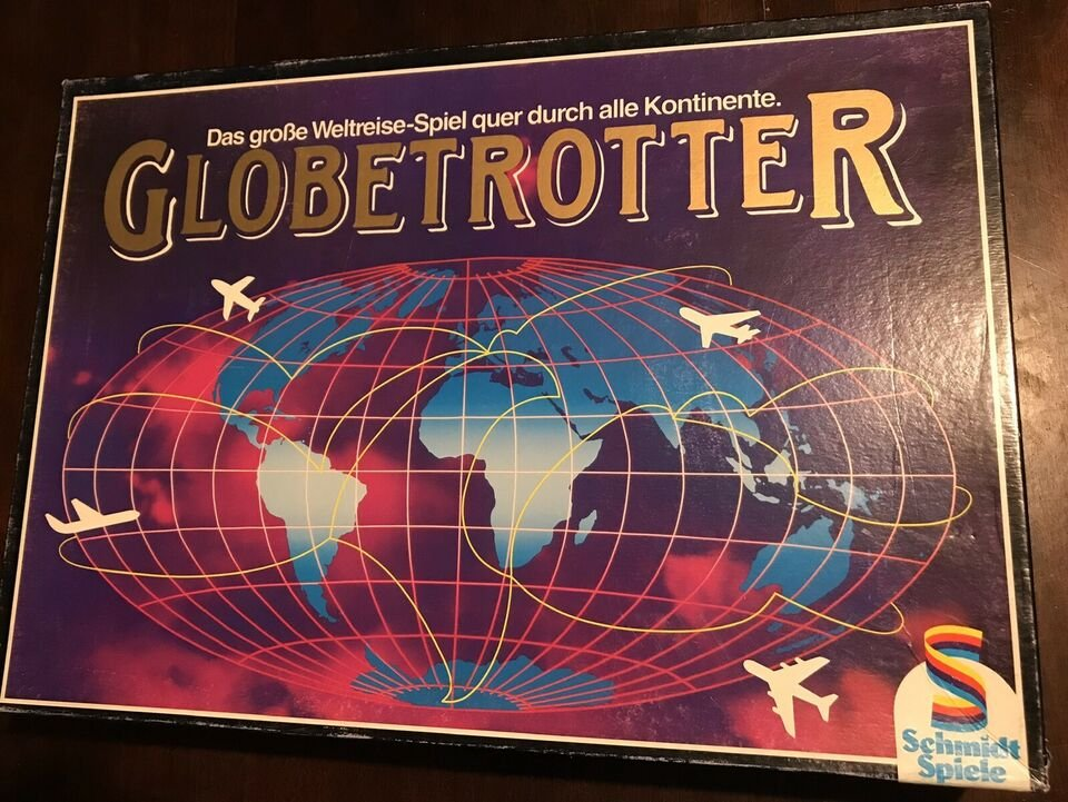 Globetrotter Spiel