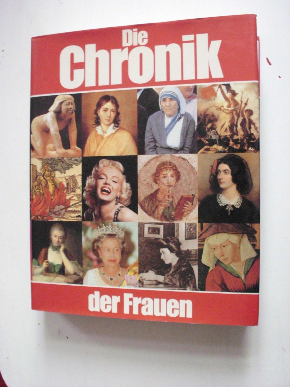 """""""Die Chronik der Frauen - Bücher gebraucht, antiquarisch"""