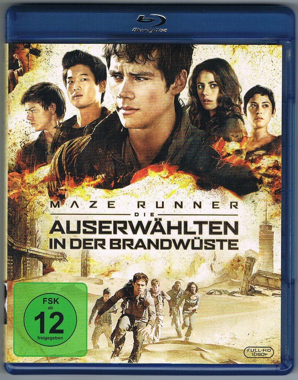 """Maze Runner   Die Auserwählten in der Brandwüste """" Wes Ball ..."""