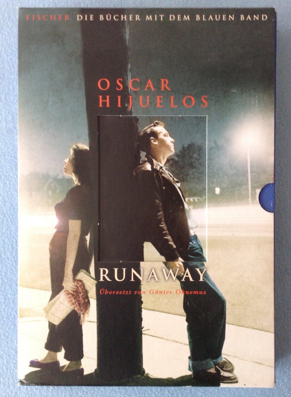 """Runaway"""" Oskar Hijuelos – Buch gebraucht kaufen – A118pDs18m18ZZZ"""