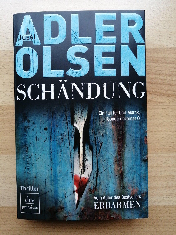Jussi Adler Olsen Schändung