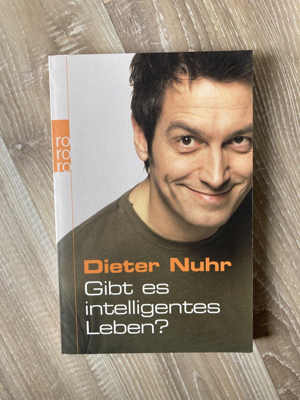 Gibt Es Intelligentes Leben Dieter Nuhr Buch Gebraucht Kaufen A02hgsjl01zzs