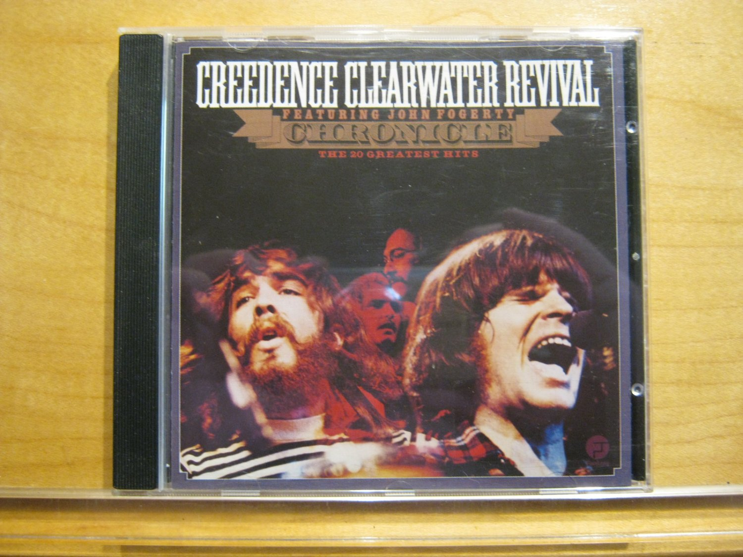 Creedence Clearwater Revival Chronicle   The 20 greatest Hits