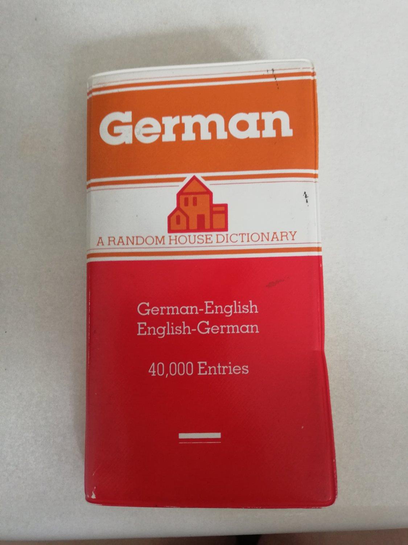 """German+English+Dictionary"""" – Bücher gebraucht, antiquarisch & neu ..."""