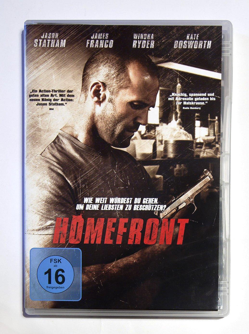 Homefront   Jason Statham Kauf DVD