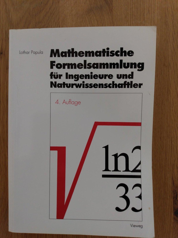Isbn 3528344423 Mathematische Formelsammlung Fur Ingenieure Und Naturwissenschaftler Neu Gebraucht Kaufen