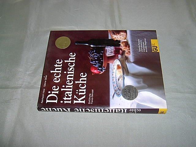 """Die Echte Italienische Küche"""" (Hess Reinhardt Und Sälzer) – Buch"""