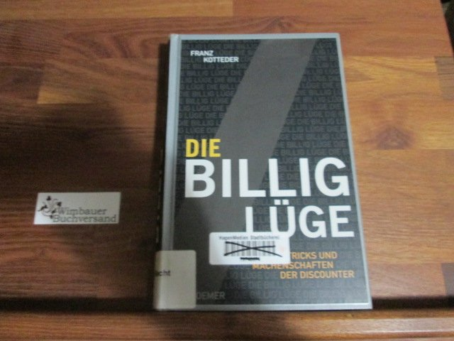 isbn 9783426273715 die billig l ge neu gebraucht kaufen. Black Bedroom Furniture Sets. Home Design Ideas