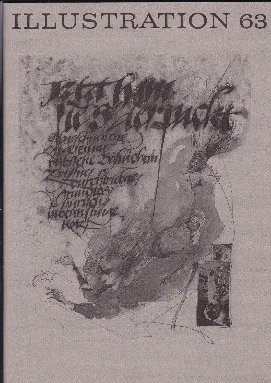 illustration 63 zeitschrift f r buchillustration heft 3. Black Bedroom Furniture Sets. Home Design Ideas