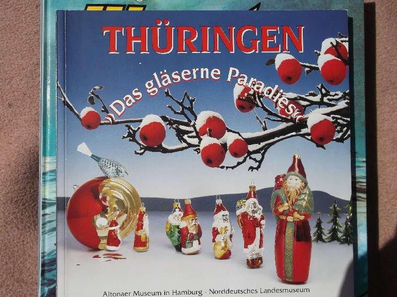 Thuringen Das Glaserne Paradies Kaufmann Gerhard Buch