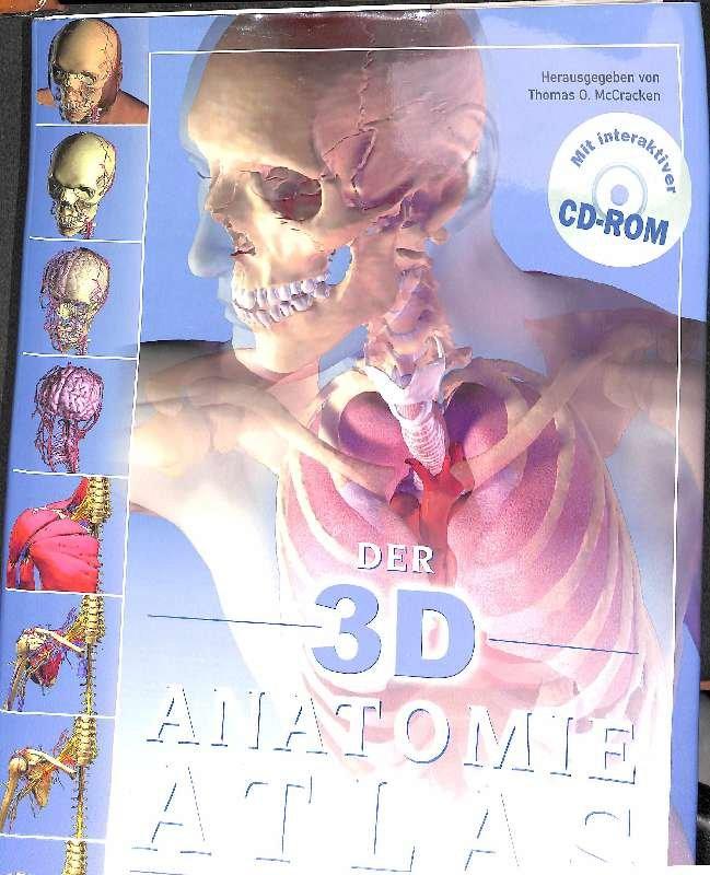 """Der 3D Anatomie Atlas"""" (Thomas O McCracken und Richard Walker ..."""
