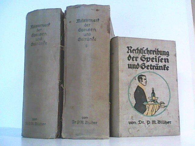 Meisterwerk der Speisen und Getränke (2 Band) Französisch-Deutsch ...