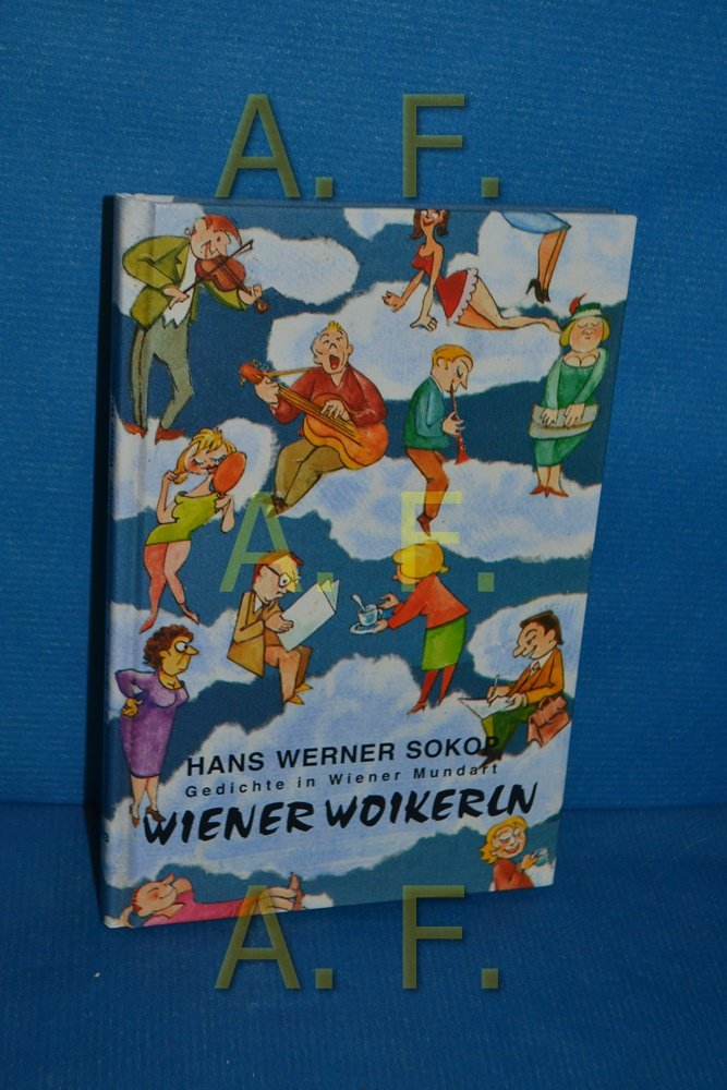Wiener Woikerln Gedichte In Wiener Mundart Bücher