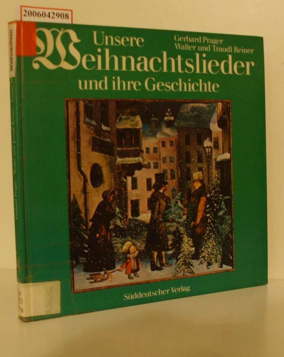 Weihnachtslieder Geschichte.Gerhard Prager Bücher Gebraucht Antiquarisch Neu Kaufen