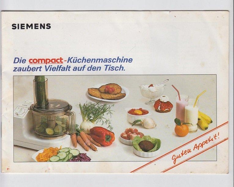 Die Compact Kuchenmaschine Zaubert Vielfalt Auf Den Tisch Siemens