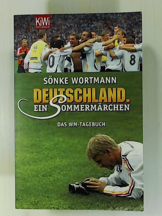 Deutschland Ein Sommermärchen Wm Tagebuch Bücher Gebraucht