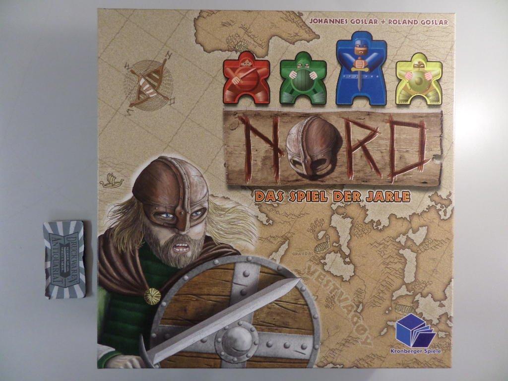 Nord Das Spiel Der Jarle Goslar Roland Und Johannes Goslar