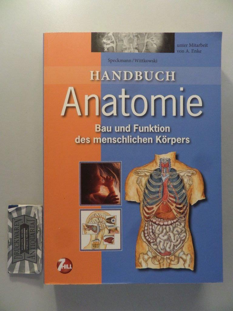 Handbuch Anatomie - Bau und Funktion des menschlichen Körpers ...