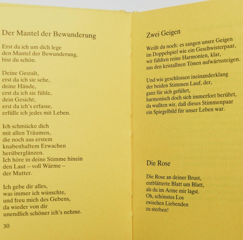 Gedicht Liebe Ist Liebesgedichte 2020 02 19