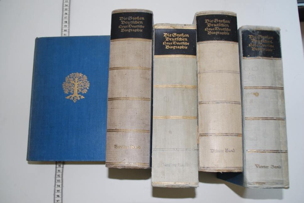 """3af250f066253 """"Die Großen Deutschen. Neue Deutsche Biographie 5"""" – Bücher gebraucht,  antiquarisch & neu kaufen"""