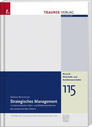 strategisches management grundlagen fr studium und praxis pearson studium economic bwl
