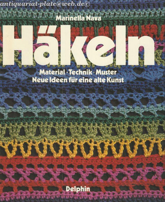 """Häkeln. Material, Technik, Muster"""" (Marinella Nava) – Buch gebraucht ..."""
