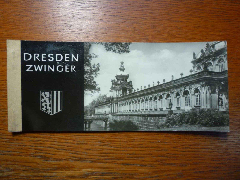 Dresden Zwinger Echtfoto Ansichtskarten Block Veb Bild Und Heimat Reichenbach Vogtl Buch Gebraucht Kaufen A02esgmm01zzr