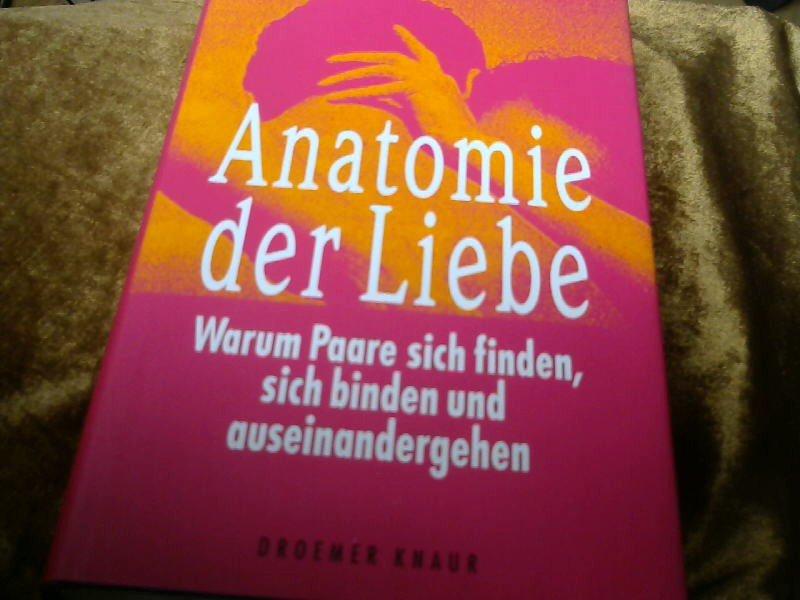 """Anatomie der Liebe"""" (Helen Fisher) – Buch gebraucht kaufen ..."""