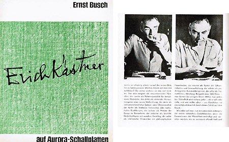 Kästner Erich Busch Ernst Ernst Busch Auf Aurora