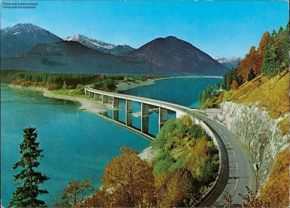 """Deutsche Alpenstrasse in Oberbayern über den ..."""" – Buch gebraucht kaufen – A02kWfer01ZZL"""