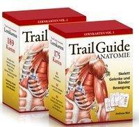 "Trail Guide Anatomie, Lernkarten, 2 Teile"" (Andrew Biel) – Spiel neu ..."