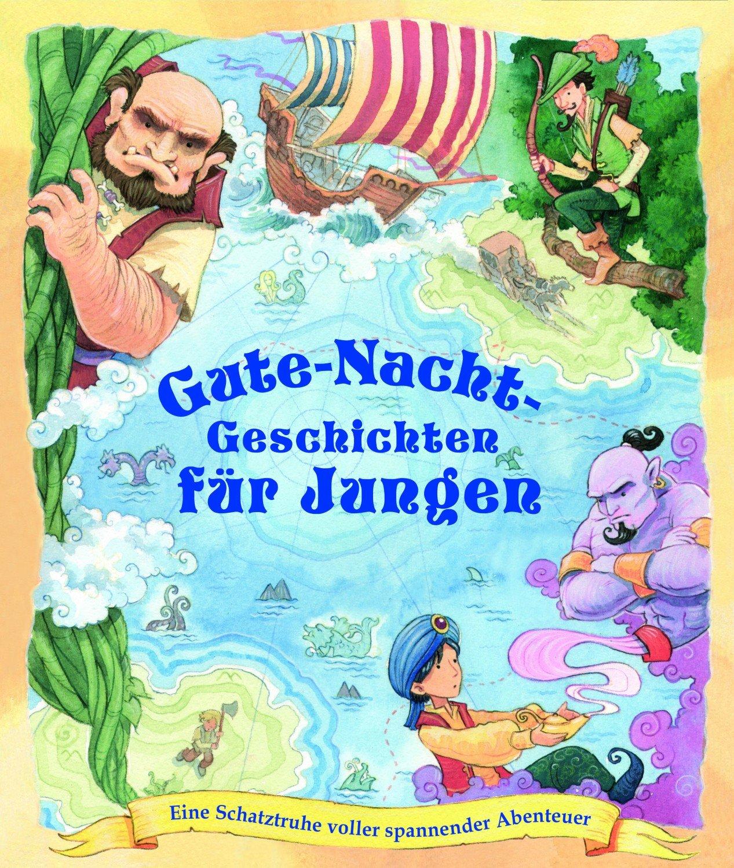 ISBN 9780857801746 Gute Nacht Geschichten für Jungen